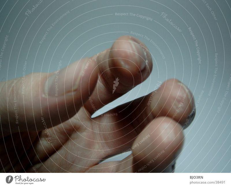 Gitarrenfinger Fingerkuppe Zeigefinger Mittelfinger Ringfinger Mensch Musik Haut Makroaufnahme