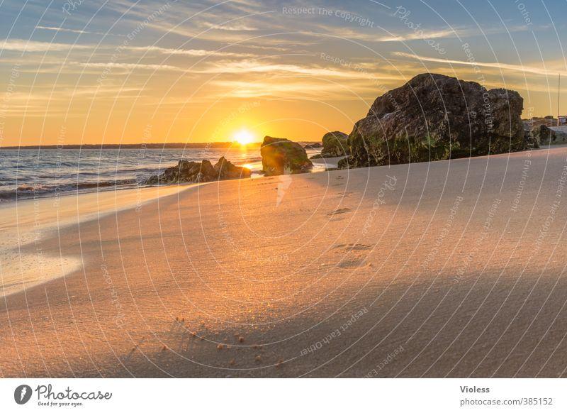 ...against the sun Ferien & Urlaub & Reisen Tourismus Ferne Freiheit Sommer Sommerurlaub Sonne Sonnenbad Strand Meer Wellen Natur Landschaft Urelemente Sand