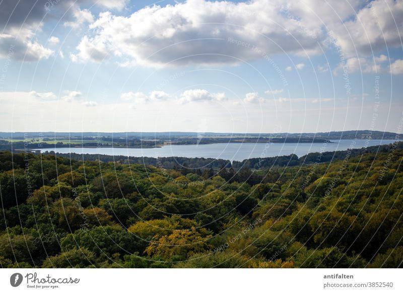 Schöne Aussichten Rügen Ferien & Urlaub & Reisen Wasser Himmel Landschaft Farbfoto Erholung Tourismus ruhig Außenaufnahme Natur Wolken Idylle Umwelt Ausflug