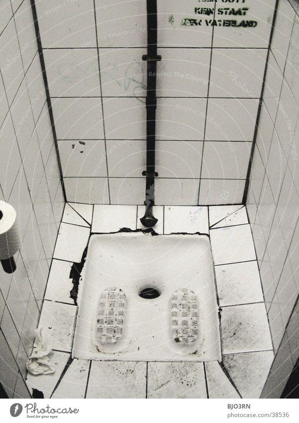 french shit dreckig stehen Technik & Technologie Toilette Fliesen u. Kacheln Röhren Leitung spülen Wasserrohr sanitär Elektrisches Gerät Bedürfnisse