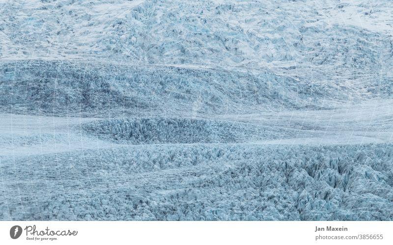 Gletscher Gletschereis Gletscherschmelze Gletscherspalte Gletscherzunge Gletschersee Gletscher Vatnajökull Gletscherwanderung gletscherwasser Gletscherwüste Eis