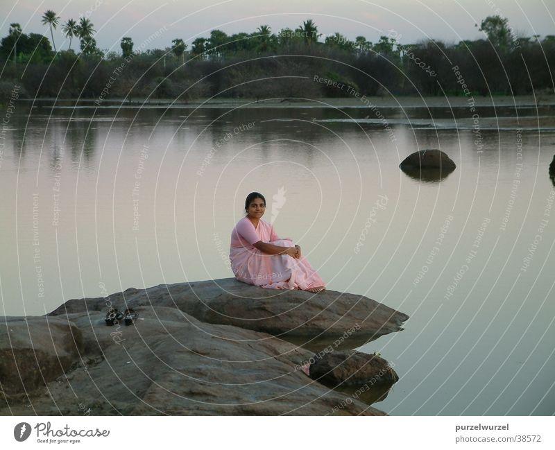 Indien ruhig Ausflug Freundlichkeit Gastfreundschaft