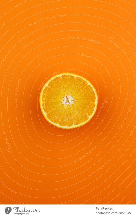 #A0# Orange auf Orange orange Orangensaft Orangenscheibe oranger Hintergrund Vitamin vitaminreich Vitamin C gesund gesunde ernährung erkältung