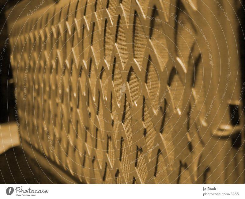 filter Luft Metall Lautsprecher Luftloch