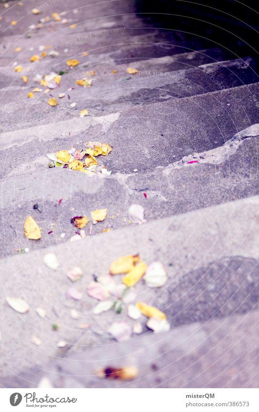Proof of Happiness II Garten ästhetisch Zufriedenheit Hochzeit Hochzeitszeremonie Hochzeitsgesellschaft Treppe Rosenblätter Dekoration & Verzierung Farbfoto