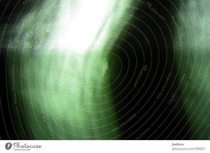 grünes lichtspiel Sonne schwarz Glas Lichtspiel Lichtbrechung Fototechnik Oberflächenstruktur