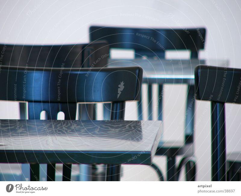 Stuhl und Tisch Häusliches Leben Restaurant Sitzgelegenheit