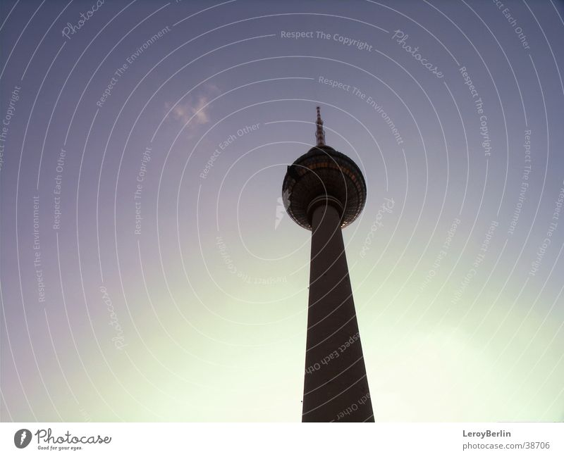 Fernsehturm Architektur