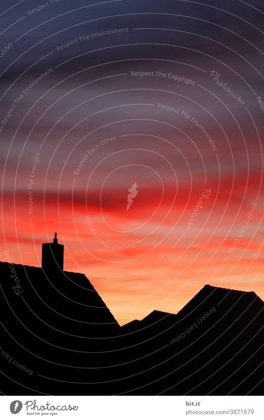 HAPPY BIRTHDAY PHOTOCASE Himmel Farbe Sonnenuntergang Wolken Abend Dämmerung Abenddämmerung Licht schön Natur orange Horizont rot Silhouette blau Sonnenaufgang