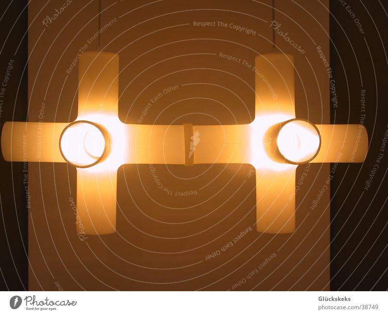 licht Lampe Stil Design Rücken einfach Häusliches Leben