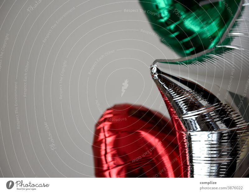 3 Luftballons positiv Freude Smiley Geburtstag Tanzen Spielen Feste & Feiern Veranstaltung Party schön Jahrmarkt Freundschaft Kind Oktoberfest Karneval