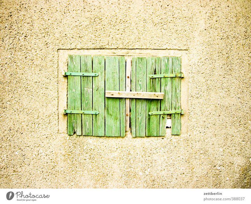 Luke Natur Ferien & Urlaub & Reisen alt Haus Fenster Architektur Gebäude Stil Garten Raum Wohnung Tür authentisch Häusliches Leben geschlossen Dorf