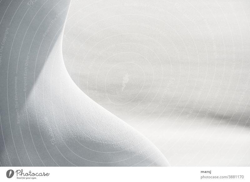 Illusion | Diese Kurven lassen Raum für Träume und Fantasien. ästhetisch minimalistisch natürlich Sinnlichkeit sinnlich auf den Kopf gestellt verwirrend