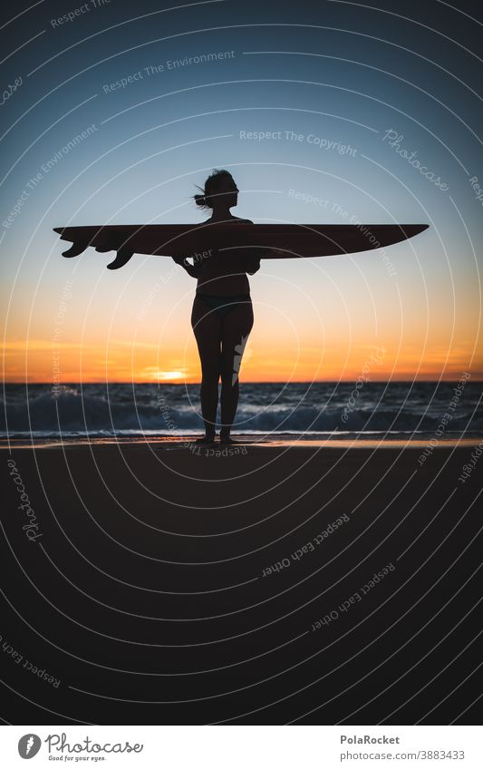 #A0# SurferParadies Surfen Surfbrett Surfschule Surf-Wellen Surfer, die ins Meer gehen Surfers Paradise Strand Sport Wassersport Extremsport Meditation