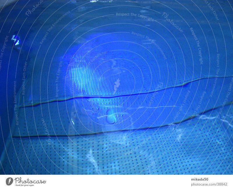 Blue Water Wasser Ferien & Urlaub & Reisen träumen Freizeit & Hobby Reaktionen u. Effekte Verzerrung