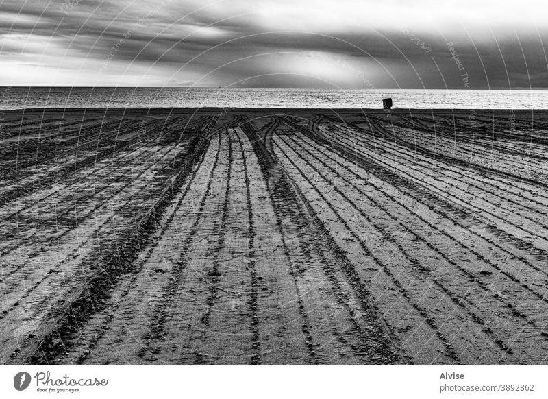 Sandlinien und Himmelskreisel geometrisch Hintergrund Design abstrakt Muster Linie Textur Tapete Form graphisch Element Dekoration & Verzierung Kunst modern