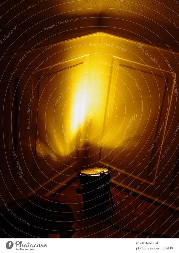 PAR56 Licht gelb Lampe Häusliches Leben Scheinwerfer Beleuchtung