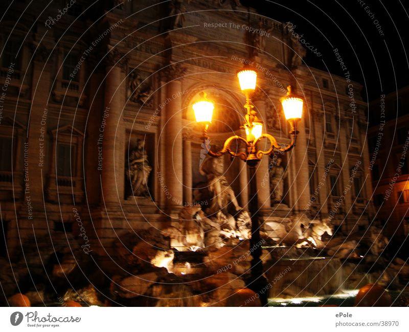 Romantica I Fontana di Trevi Romantik historisch Vergangenheit