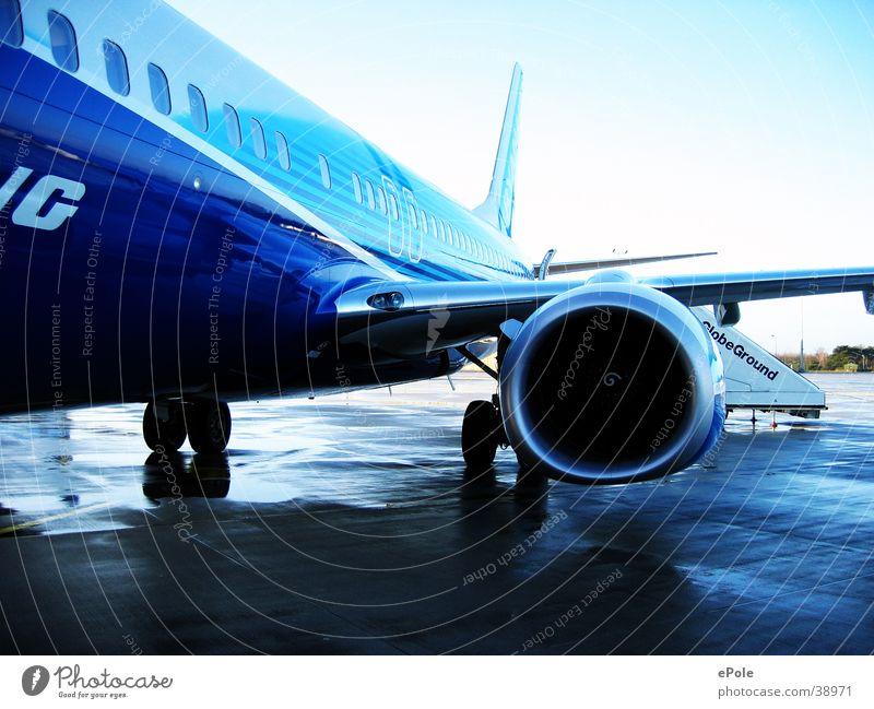 Boeing 737 Flugzeug Design Luft Luftverkehr