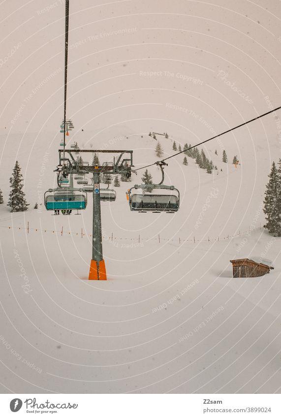 Winterlandschaft in Ratschings, Südtirol ratschings Bäume Wald Schaf Skipiste Berge alpin Wintersport Urlaub Italienisch Landschaft Feiertage Kälte Ruhe Sonne