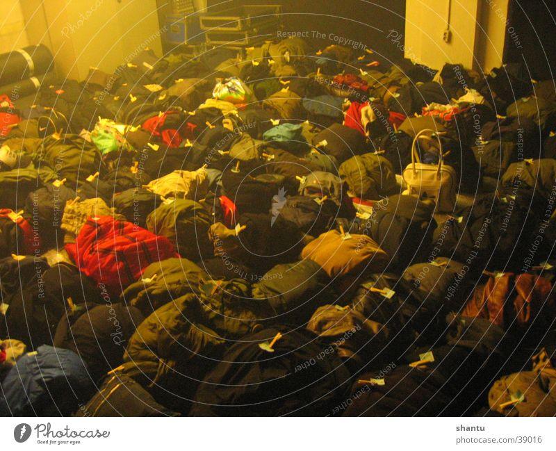 Garderobe Underground Party Bekleidung obskur Tasche