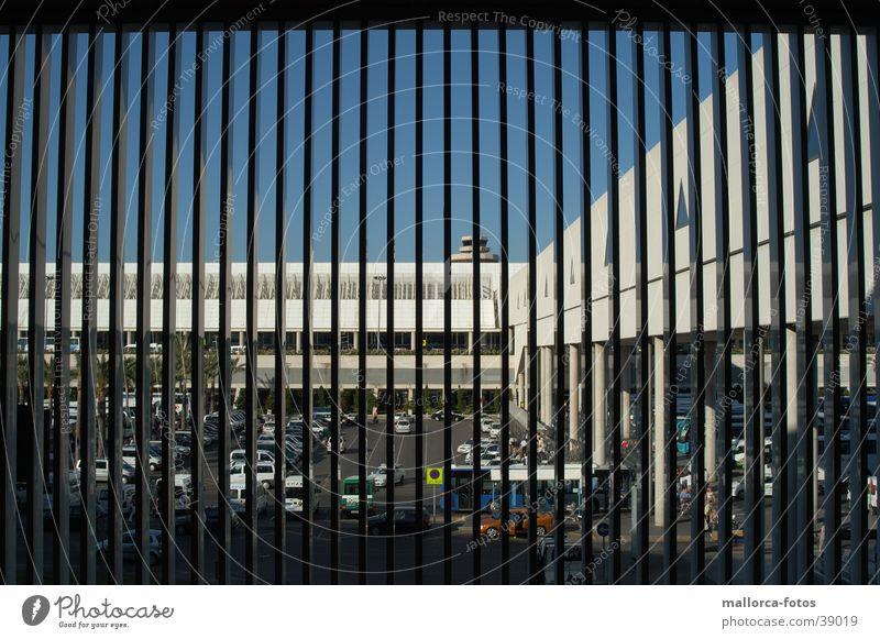 Airport Palma de Mallorca Gebäude Architektur Flughafen