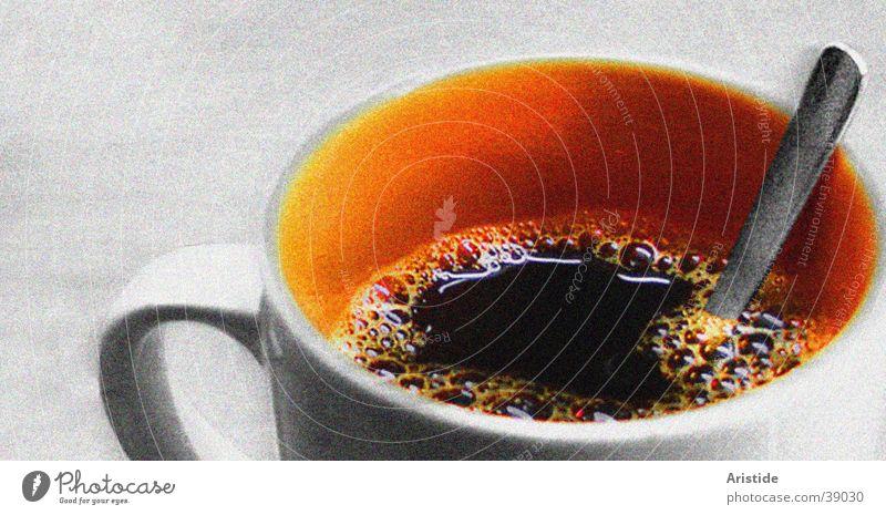 käffchen orange Kaffee Café