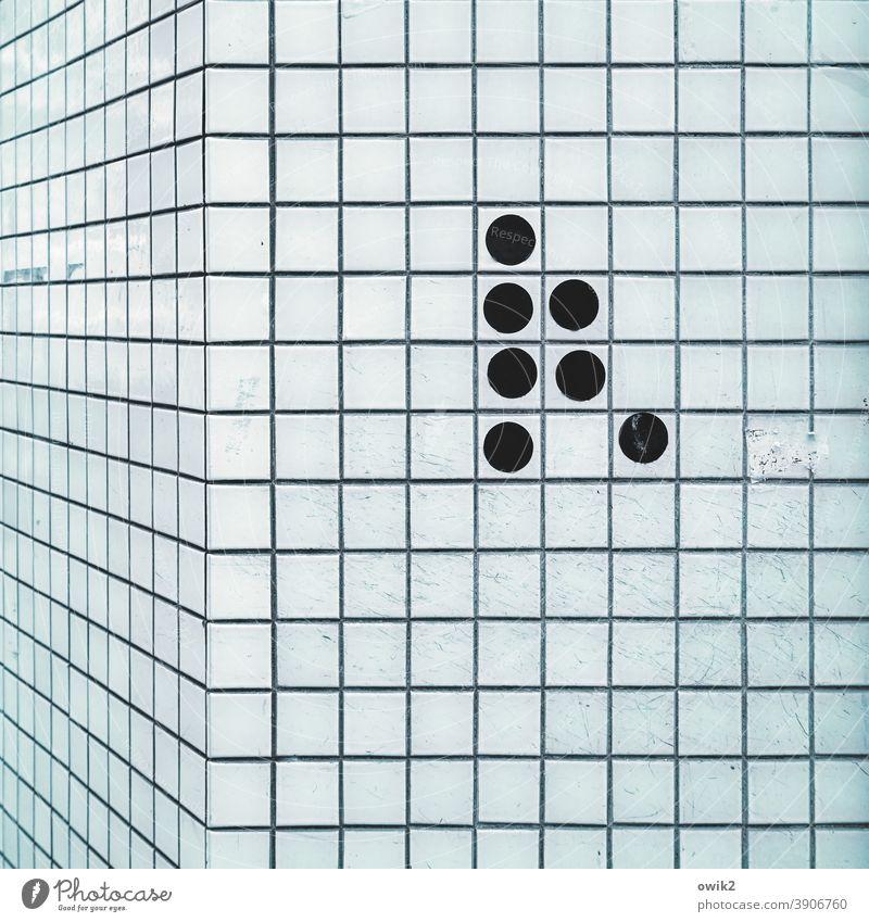 Go Wand Ecke Hamburg Linien Punkte abstrakt einfach Quadrate viel rätselhaft unklar Geometrie minimalistisch Hintergrundbild Design Muster Farbfoto