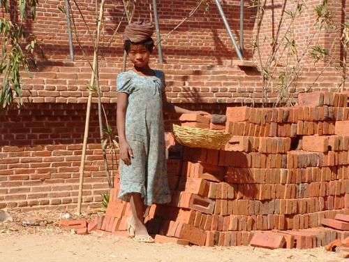 kinderarbeit Frau Myanmar Arbeit & Erwerbstätigkeit Kinderarbeit
