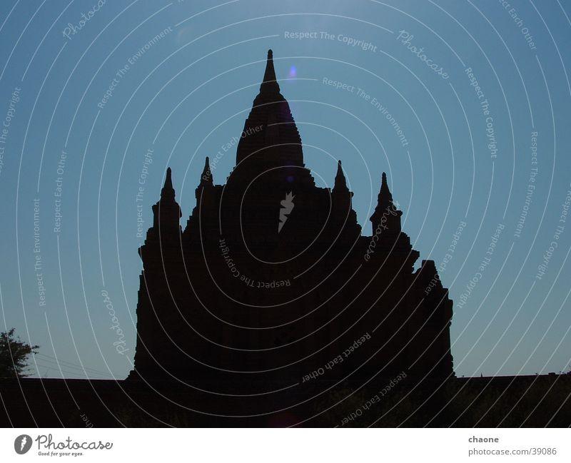 pagode #2 Asien Myanmar Gotteshäuser Buddhismus Pagode Stupa Bagan
