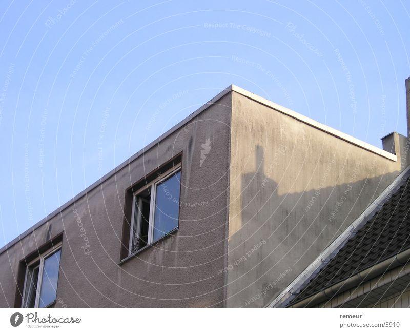 Kölner Dächer II Himmel Architektur Dach Köln