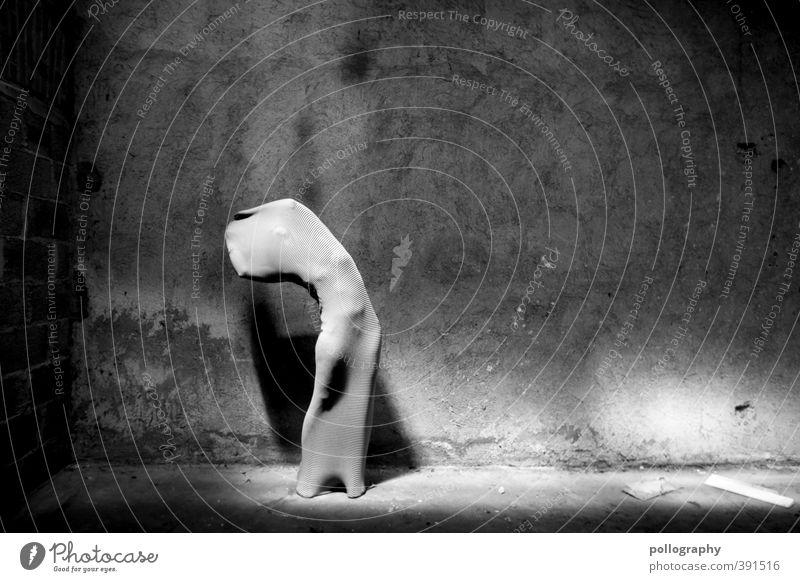 abstract bodies (28) sportlich Fitness Sport Sport-Training Yoga Mensch feminin Junge Frau Jugendliche Erwachsene Leben Körper 1 18-30 Jahre Bauwerk Keller