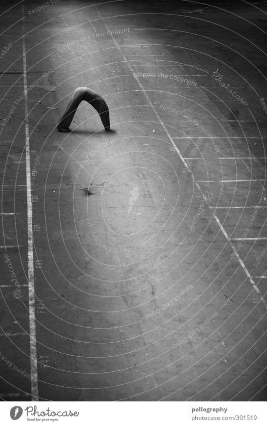 abstract bodies (26) Mensch feminin Junge Frau Jugendliche Erwachsene Leben Körper 1 18-30 Jahre Industrieanlage Fabrik Stoff beweglich Strukturen & Formen