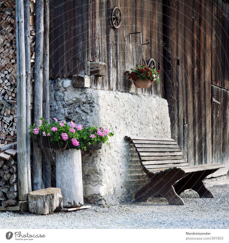 AST6 Inntal | Zeitlos Wellness harmonisch ruhig Tourismus Landwirtschaft Forstwirtschaft Topfpflanze Dorf Bauwerk Gebäude Architektur Fassade