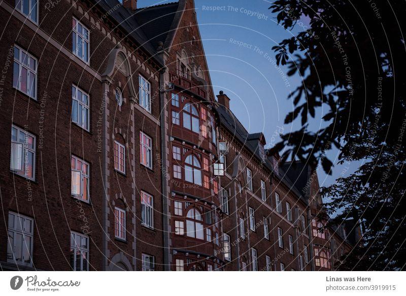 Es ist immer eine gute Idee, Kopenhagen, Dänemark, zu besuchen. Ich habe es geschafft, die Schönheit seiner Altstadt am Sommerabend einzufangen. Atemberaubende Architektur und Stadt Vibes gibt Ihnen den perfekten Urlaub.