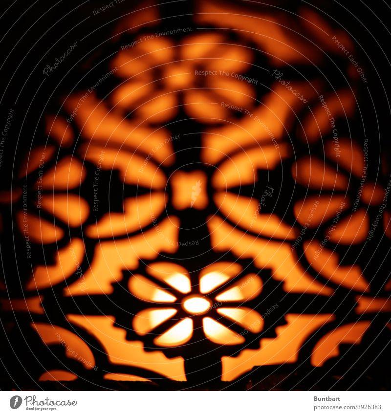 Goldener Käfig Kerze Kerzenlicht Kerzenschein Hoffnung Glaube Kirche Licht Religion & Glaube Gebet beten Christentum Spiritualität Gott Trauer glauben heilig