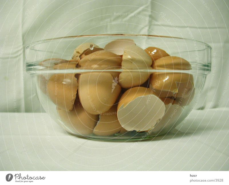 schalen Dinge Ei Schalen & Schüsseln Eierschale