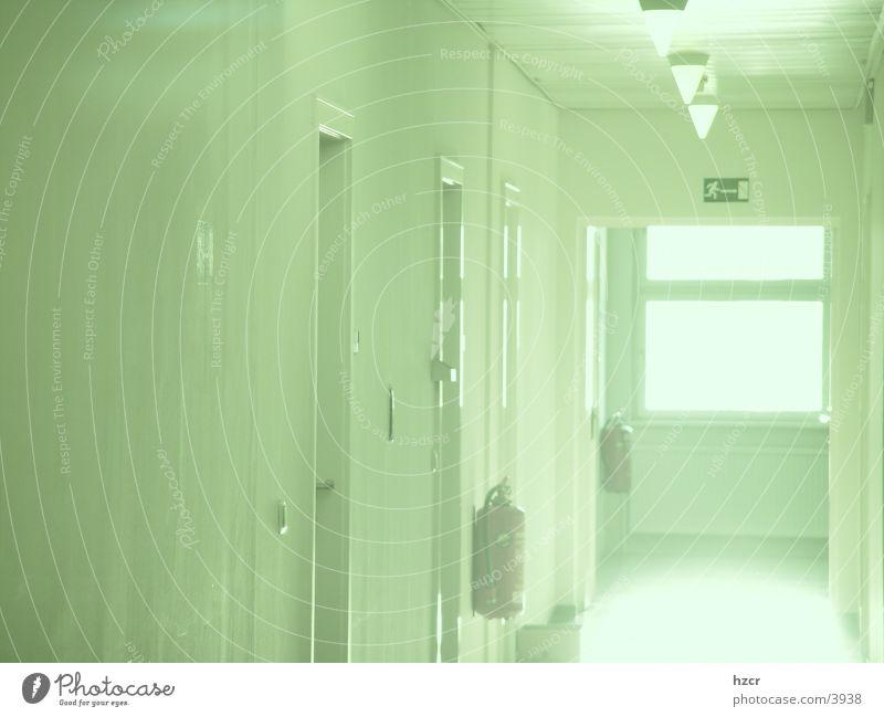 flur_2 Architektur Flur Nachtaufnahme