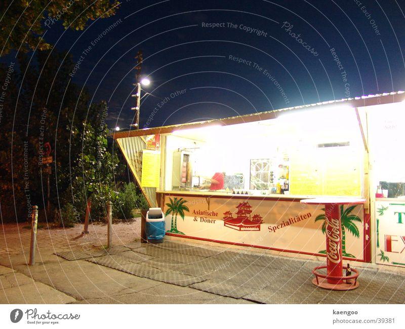 Dönerbude Berlin Beleuchtung Wohnung stehen Ernährung Türkei Imbiss Kebab