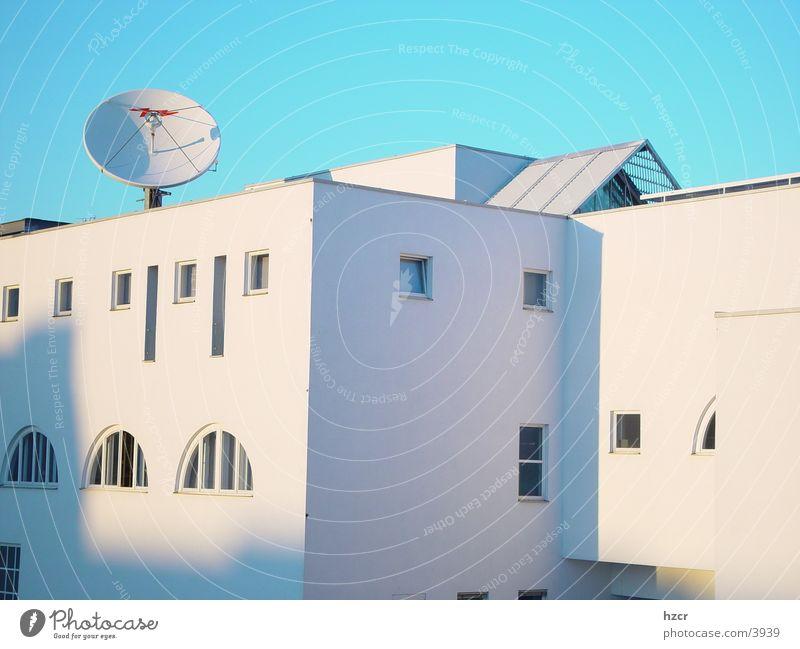 newscenter Architektur Newscenter Parabol