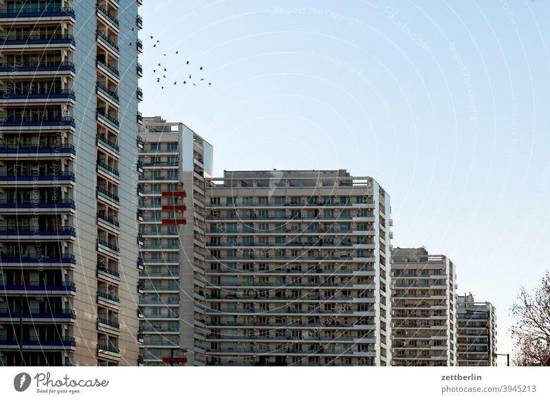 Berlin-Mitte, Leipziger Straße architektur berlin büro city deutschland hauptstadt haus himmel hochhaus innenstadt mitte modern neubau ostberlin platz schloss
