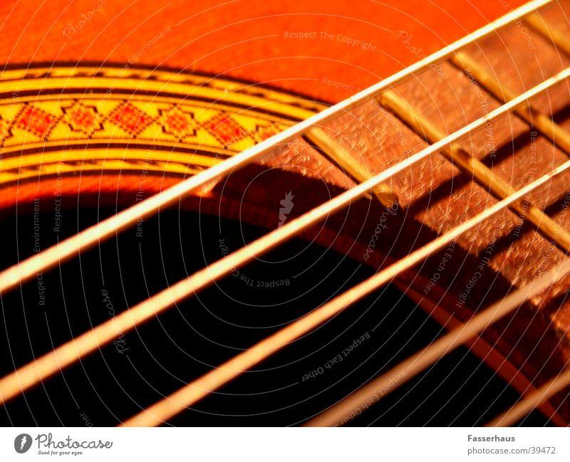 Strings Stimmung Klang Musik Schall Romantik Spielen musizieren üben Lied singen Konzert Musical Freizeit & Hobby guitare akorde balade Rockmusik Makroaufnahme