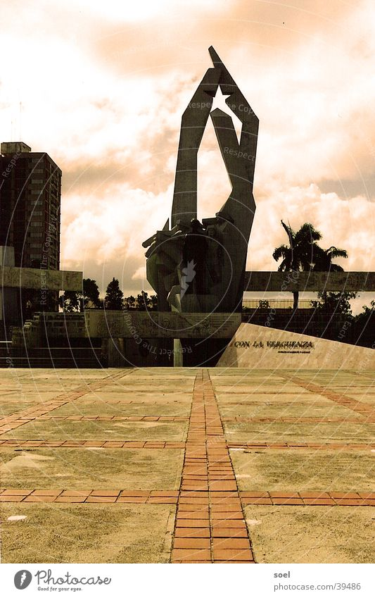 cuba 7 Stadt Straße Kuba Mittelamerika