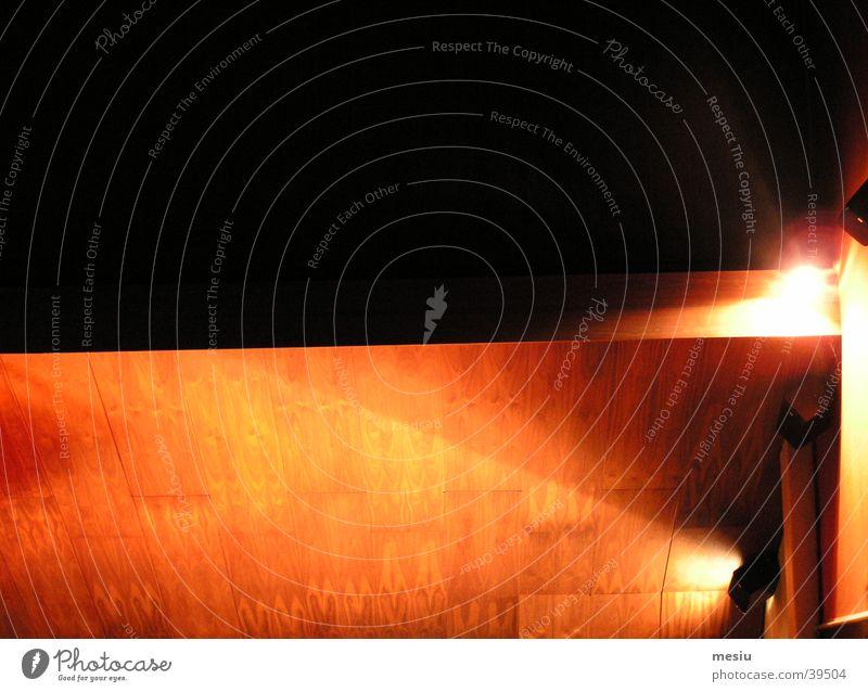 im kino Kino Holz Licht Physik dunkel Architektur Wärme