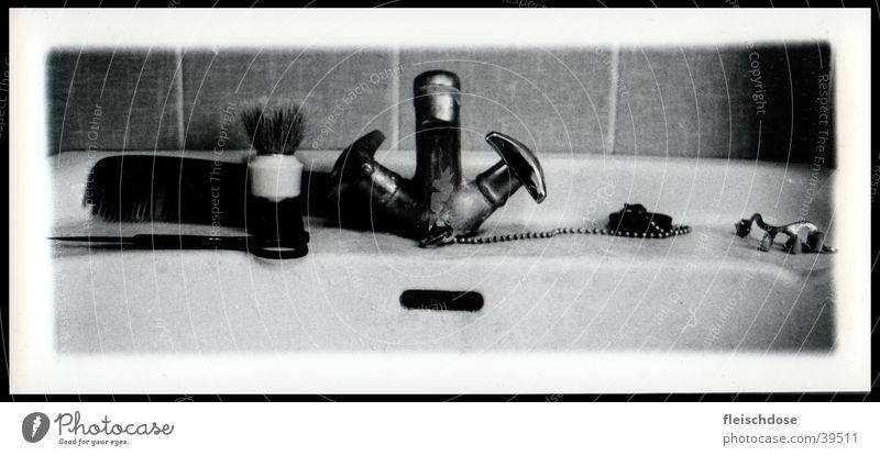 waschbecken Fototechnik Schwarzweißfoto
