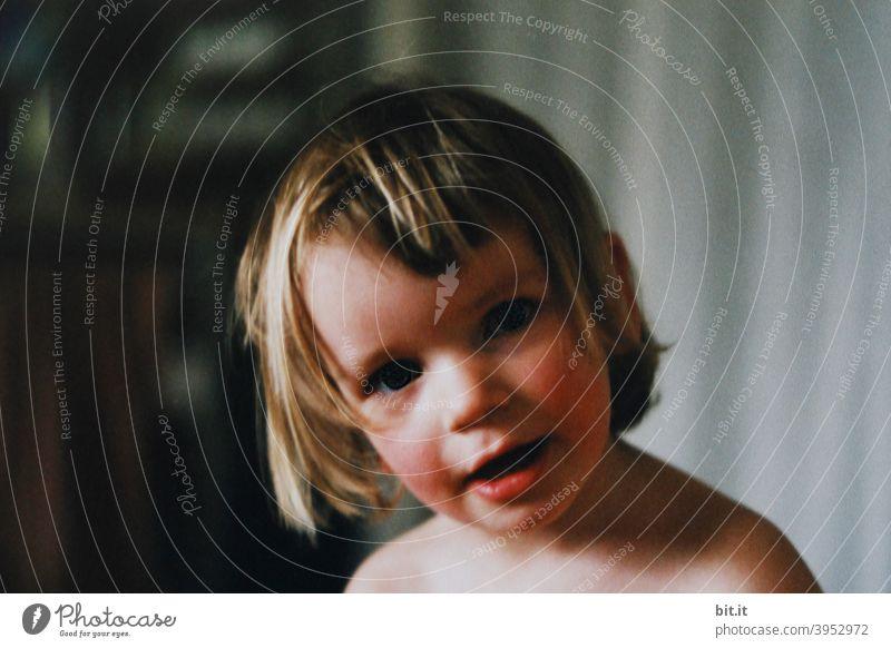 Mogli - Legende des Gardinendschungels Kind Kindheit klein Kleinkind niedlich Freude Glück Sommer Ferien & Urlaub & Reisen Porträt Fröhlichkeit Lächeln