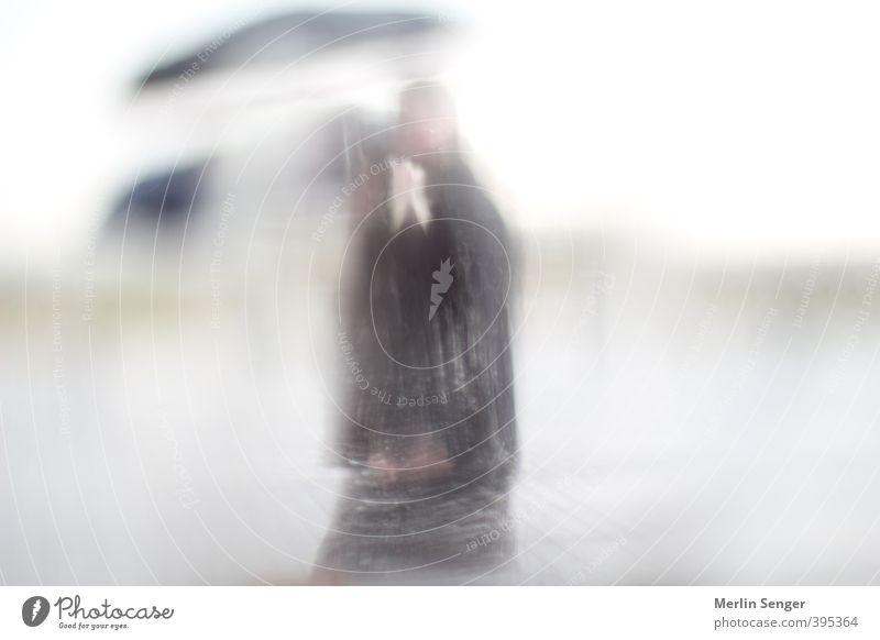 Dem Regen trotzen Wohlgefühl Erholung wandern Mensch Paar Körper 2 18-30 Jahre Jugendliche Erwachsene 30-45 Jahre 45-60 Jahre 60 und älter Senior
