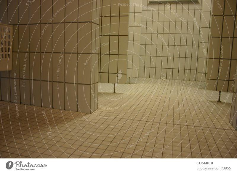 Reinraum Architektur Perspektive Sauberkeit rein Fliesen u. Kacheln Dusche (Installation)