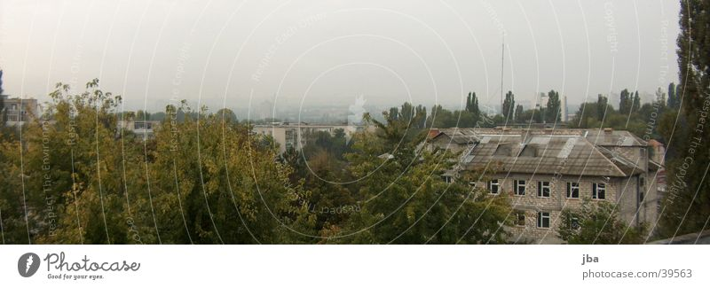 Kishinev, Moldova Himmel Herbst Europa Hotel Amerika bedecken Institut