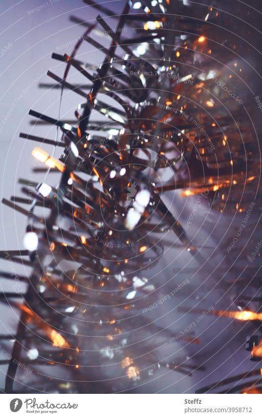 früher war mehr Lametta Weihnachtsbaum Weihnachtsdekoration Weihnachten Weihnachtsbaumlichter Dekoration Tradition festlich weihnachtlich